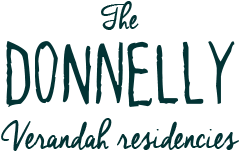 The Donnelly Verandah Residencies Logo